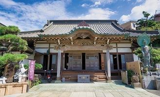 満福寺本堂