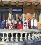 みらいふる歩こう会(昨年12月4日)旧華頂宮邸で