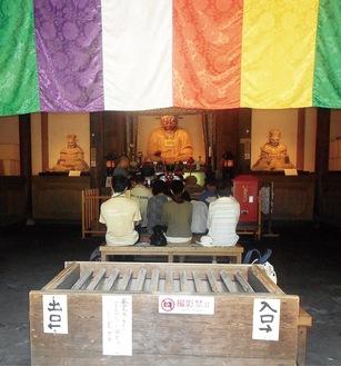仏教的視点からの解説付きツアー