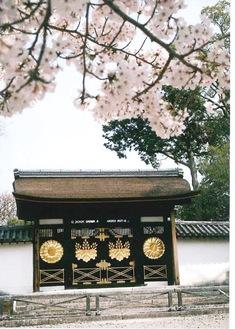 京都・醍醐寺 三宝院唐門=高柳さん提供