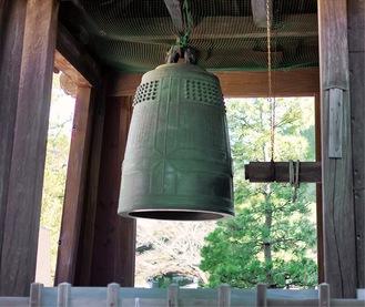 建長寺の梵鐘