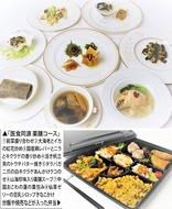 薬膳コースや特製弁当で鎌倉応援