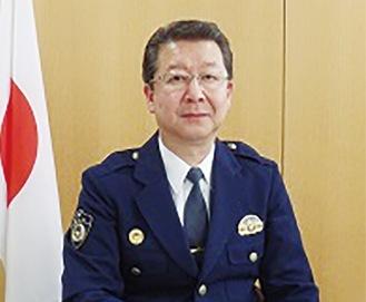 第83代鎌倉署長に就任