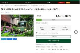 鎌倉市のプロジェクトページ