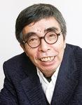 井上ひさし(撮影:落合高仁)