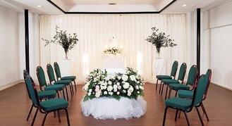 家族葬ホール北鎌倉「瑞光殿」
