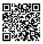 システムの友達登録QRコード
