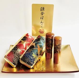 鎌倉彫の職人との共同制作