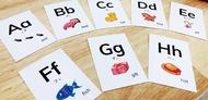 発音学ぶ英語カード寄贈へ