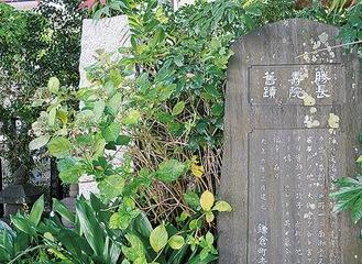 勝長寿院旧跡