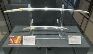 山村氏製作の刀剣