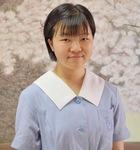 清泉女学院高1年の中澤さん