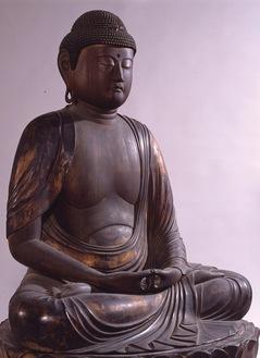 阿弥陀如来坐像(鎌倉国宝館像)