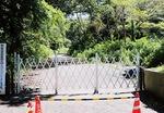 閉鎖中の野村総研跡地