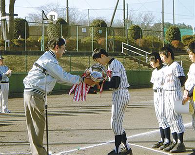 「ヤング鎌倉」が優勝