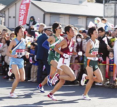 鎌学出身の2選手が出場