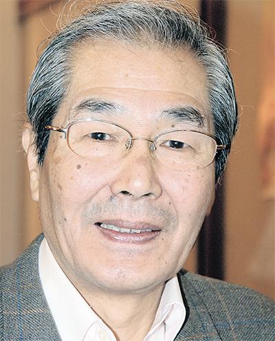 矢島 紀男さん