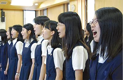 「祈り」の歌声で全国大会へ