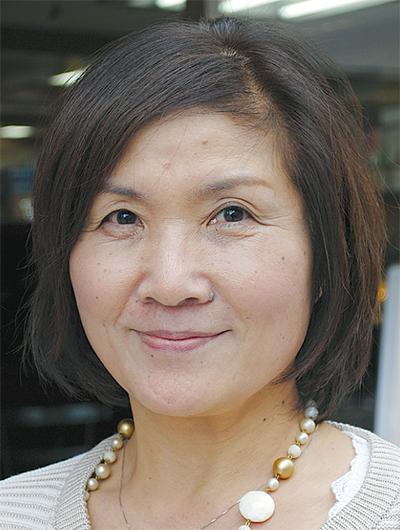 梅津 加代子さん
