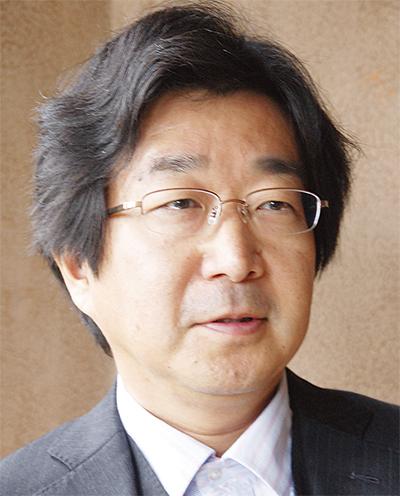 富岡 幸一郎さん