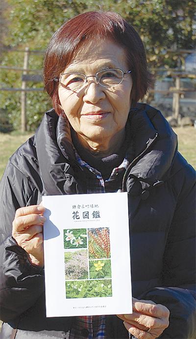 広町の草花250種