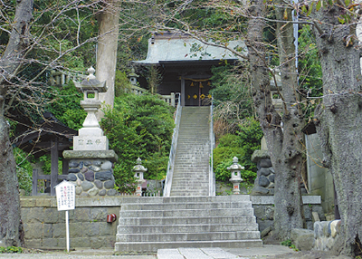 鎌倉最古の神社をご存じですか?