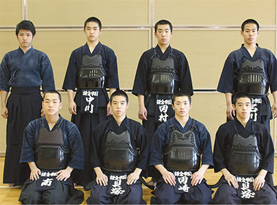 鎌学剣士 全国5位に