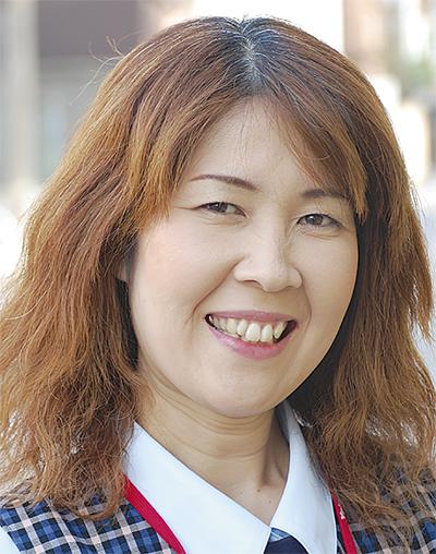後藤 由香さん
