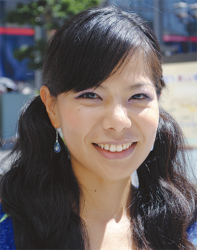 中谷 奈津子さん