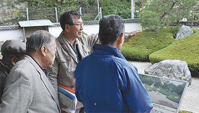 行田市老人会と交流