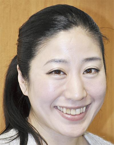 水谷川(みやがわ)優子さん