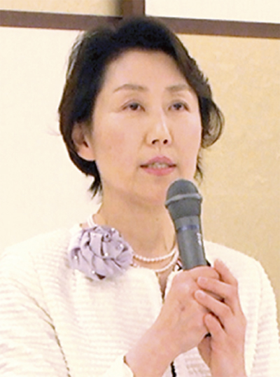 早稲田県議が報告会