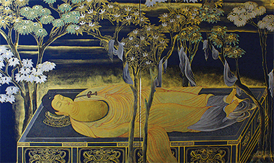 仏画の魅力を知る作品展