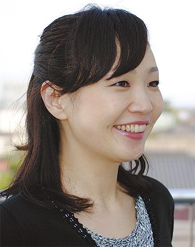 礒 絵里子さん