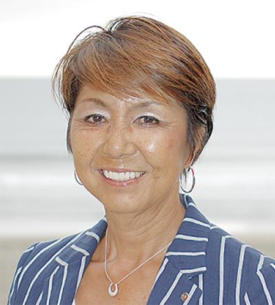小西 美恵子 会長