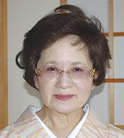 中野 昌子会長