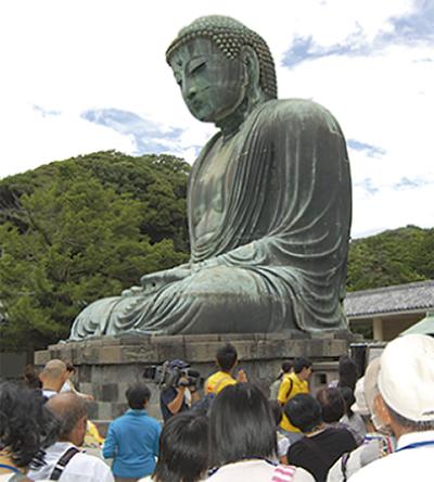被災地から鎌倉へ