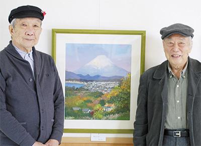 湘南鎌倉病院で絵画展
