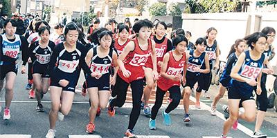 市民ランナー健脚競う