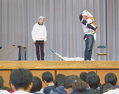 県バリアフリー賞を受賞