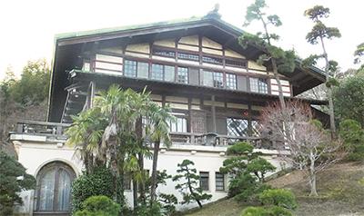 歴史ある旧邸を一般公開