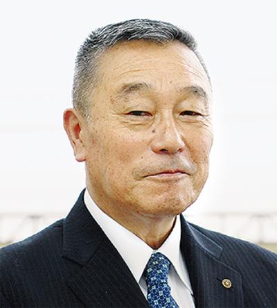 竹村 葵会長