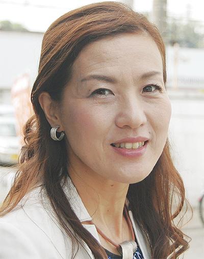 稲垣 麻由美さん