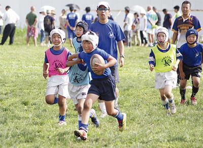 目指せ日本代表選手
