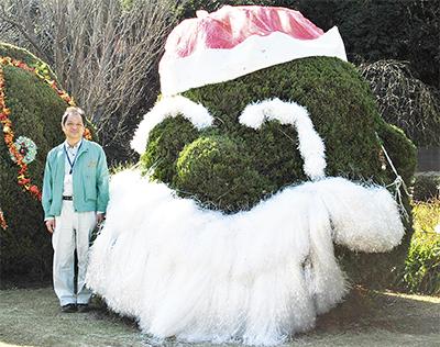 サンタツリー今年も