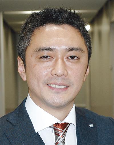 渡邊 智治さん