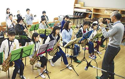 小学生ジャズバンドが30周年