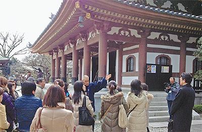 早春の鎌倉寺社を堪能