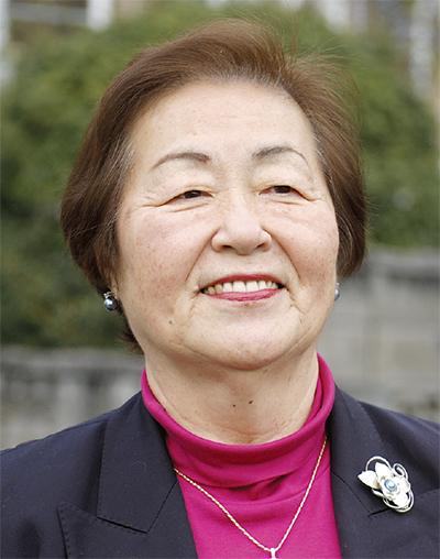 広瀬 晴子さん