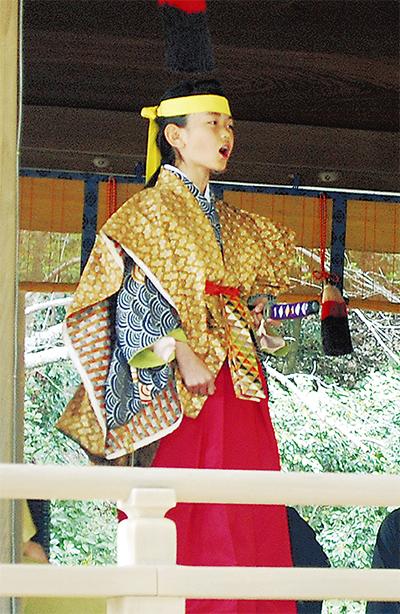 練習成果、鎌倉で初披露